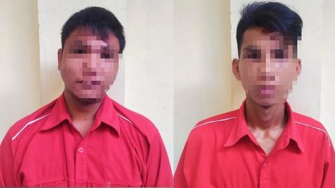 Curi Sepeda Anggota TNI, Dua Pemuda Ditangkap